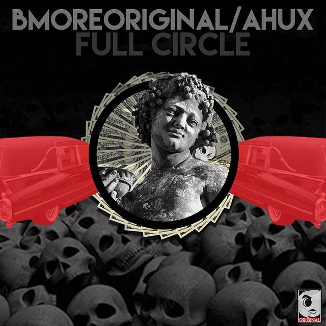 #BmoreOriginal feat #AHUX - Full Circle #hiphop #bmoreshit #70bpm #rickrubin #fullcircle #picoftheday #ig #newmusic #djexcel #boombap #thewire