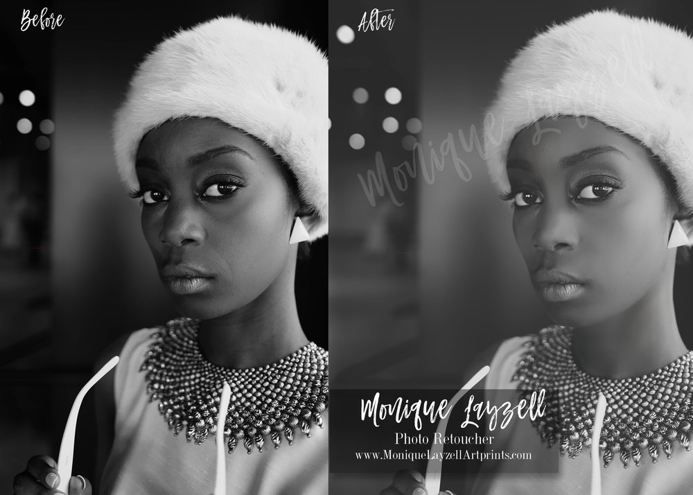 before after BW black model moniquelayzell.jpg