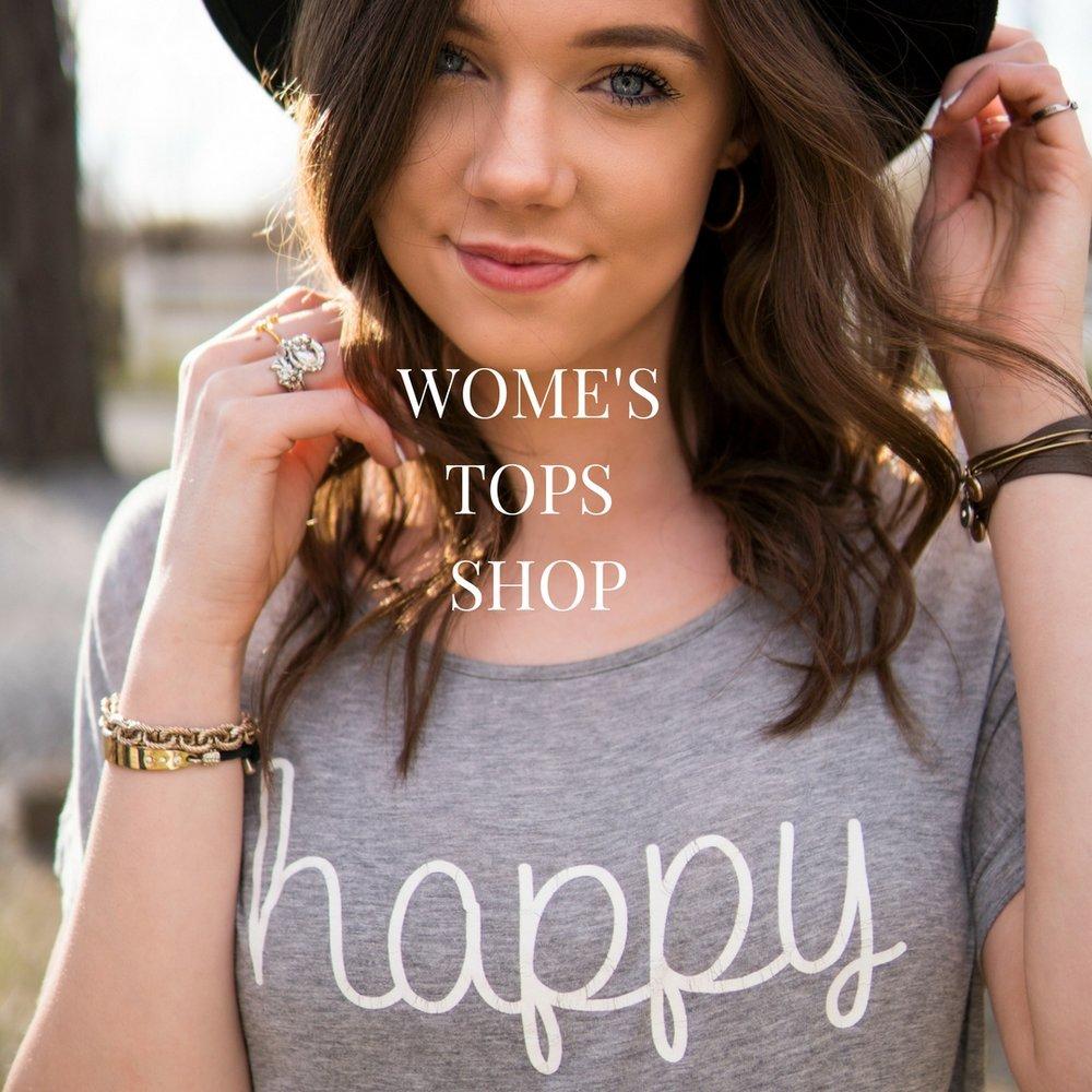 Women's Tops SHop