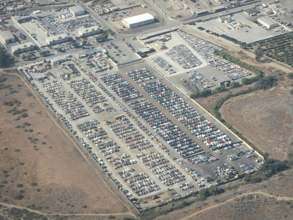 Auto Yards After Litigation