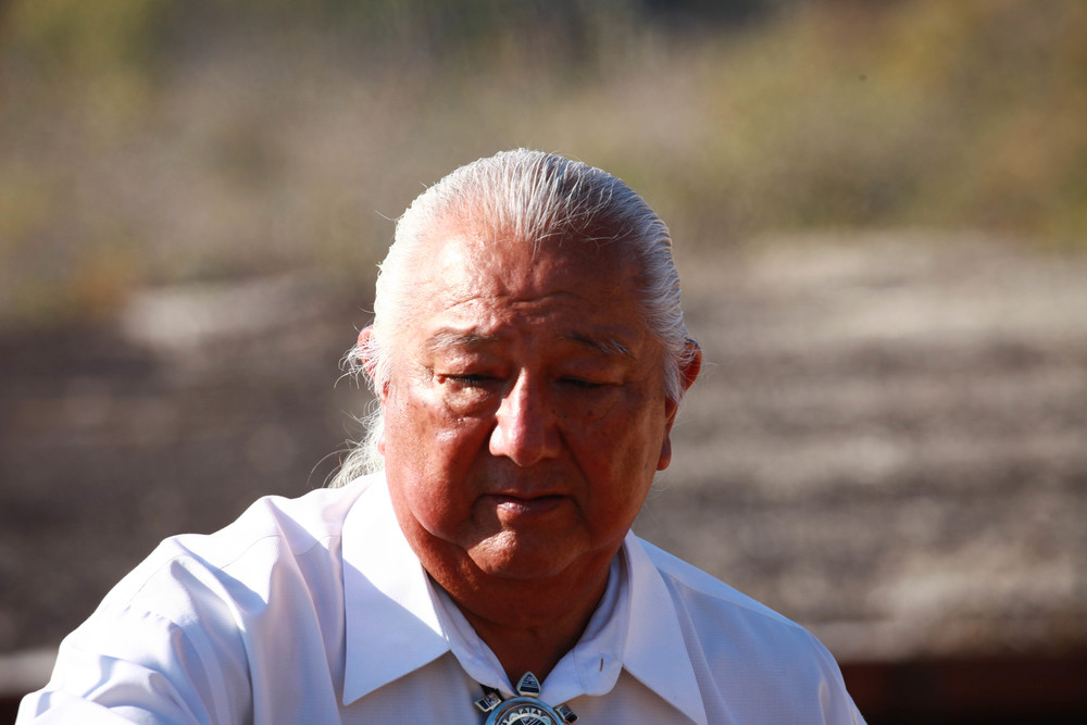 Richard Gomez, Santa Ynez Chumash Business Council