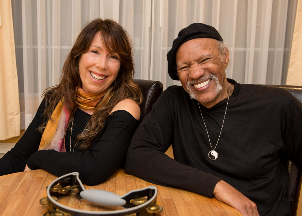 Ukamusic with Naomi Louis Warne and Charles Neville