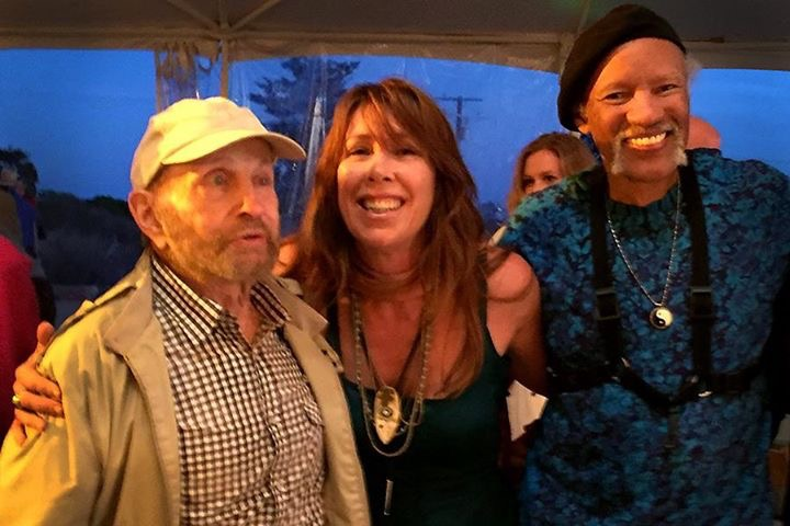 Johnny Mandel with Naomi Louise Warne & Charles Neville from Ukamusic