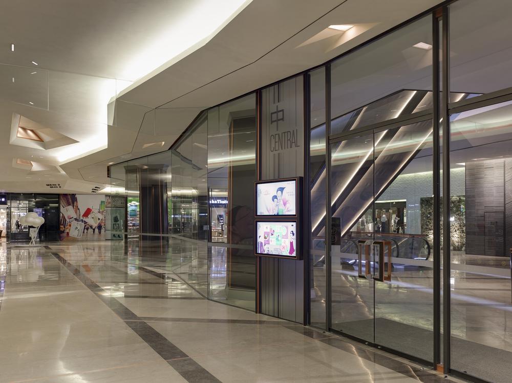 Taikoo Li Chengdu Retail Arcade - Spawton Architecture