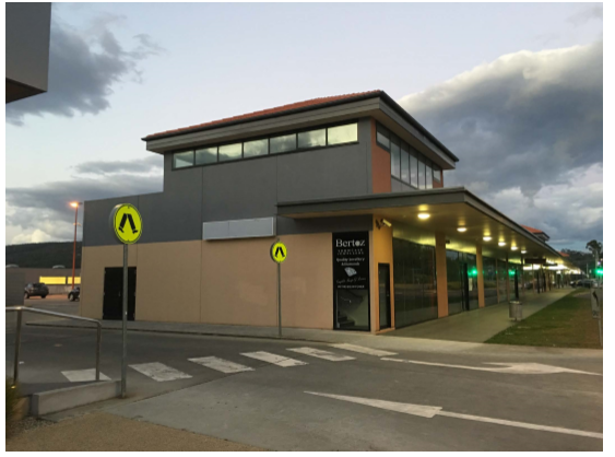 Kingston Beach Dental's new location at Channel Court from December 2017.   This entrance is off Church St and takes you to the roof-top Big W carpark.