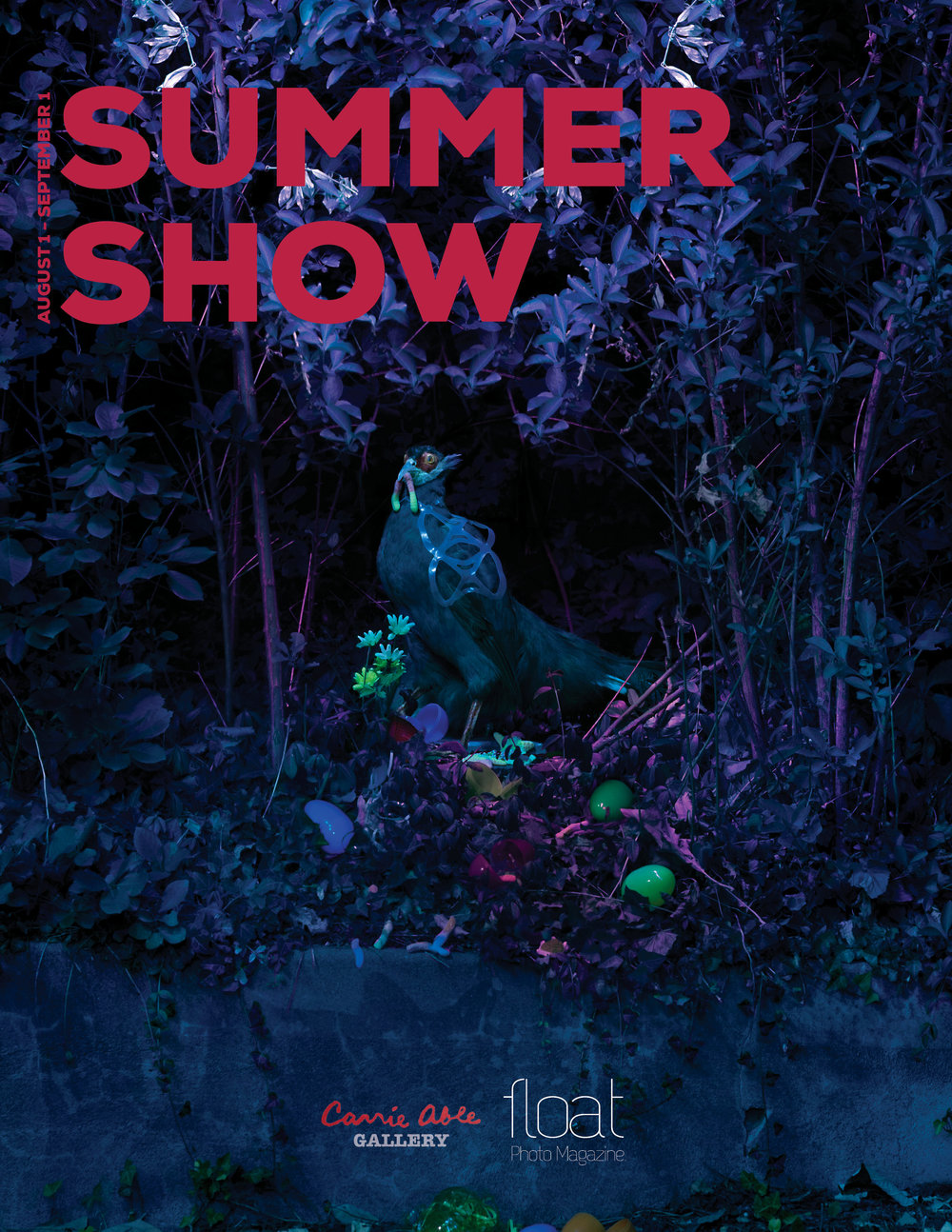 GROUP EXHIBITION   August 1st 2018 I Summer Show - Carrie Able Gallery x Float Photo I Carrie Able Gellery I NY, USA