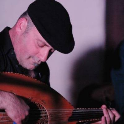 Yuval Ashkar Zourouna Middle Eastern Musician