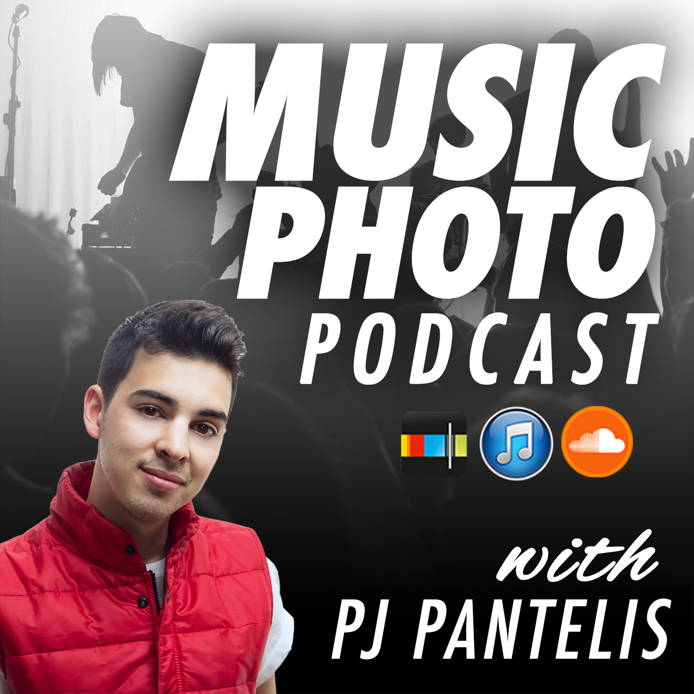 The Music Photo Podcast - BigPants Photo