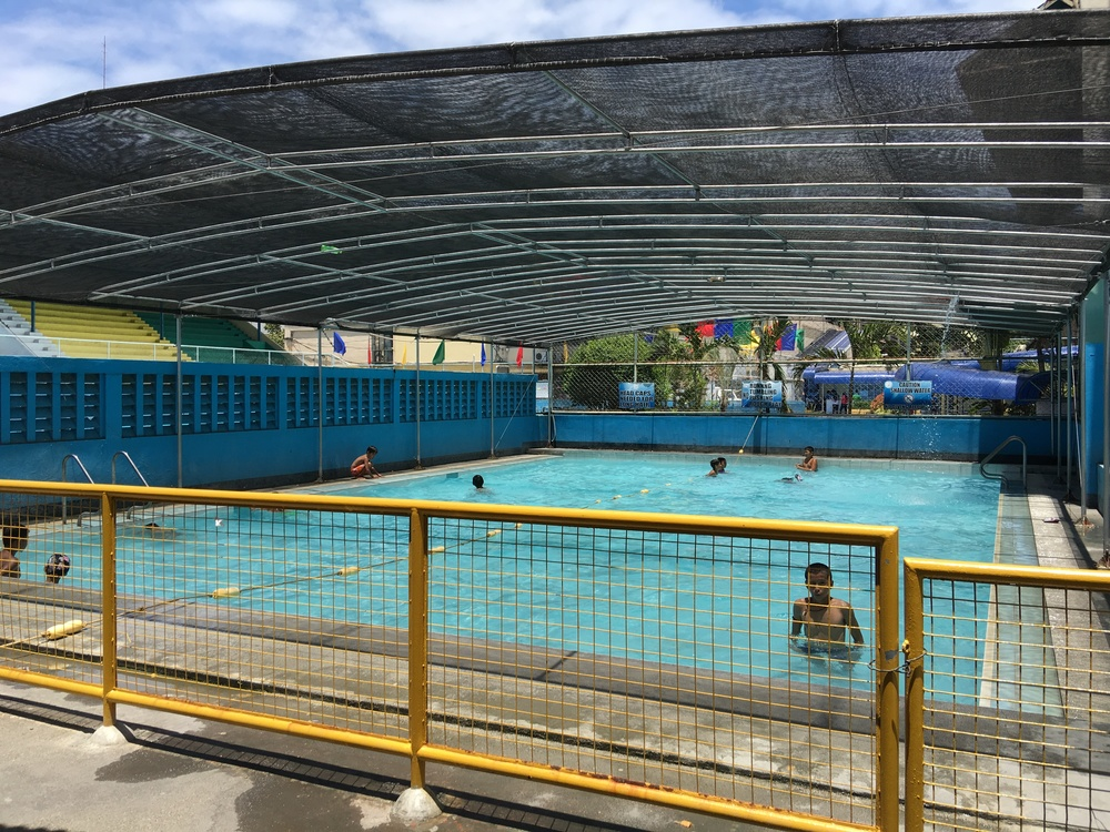 Jelly belly bean boozled challenge pinay working mom - Abellana sports complex swimming pool ...
