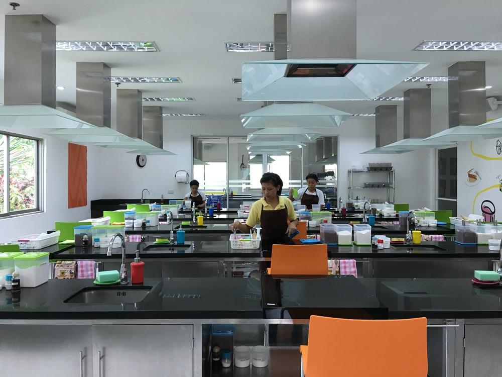 Bake Art Culinary School in City Lights Condo Complex, Nivel Hills, Lahug, Cebu City