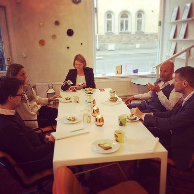 Friday breakfast at the office. #companyculture #dreamteam #makeithappen