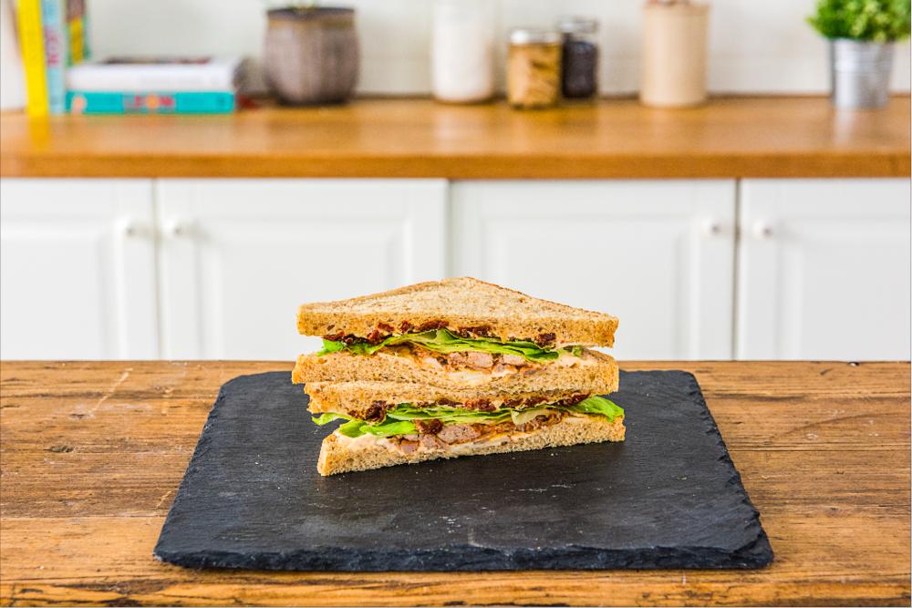 Caesar Chicken Sandwich