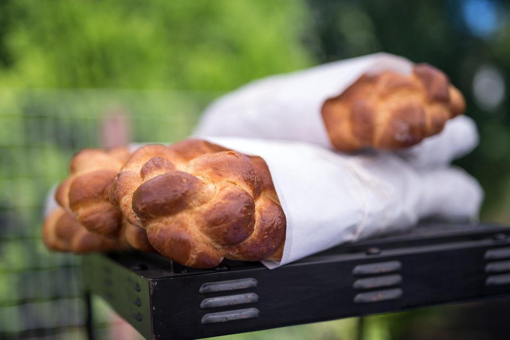 Fermented sourdough bread   photo by Roxanne Rathge
