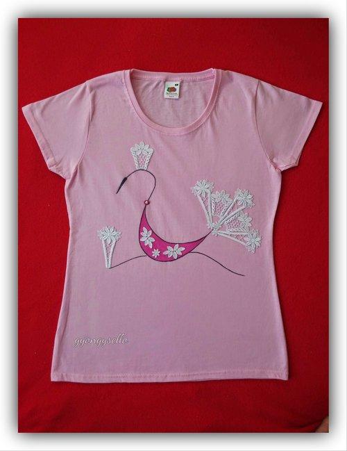 Egyedi pólók — Gyöngysellő d09878ad1c