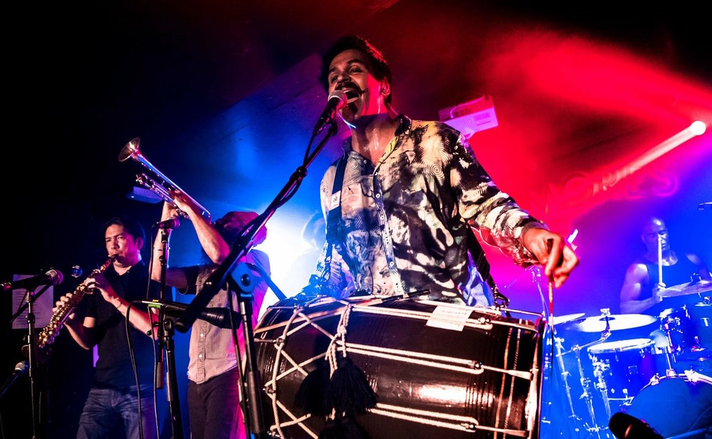 Photo Courtesy of Red Baraat