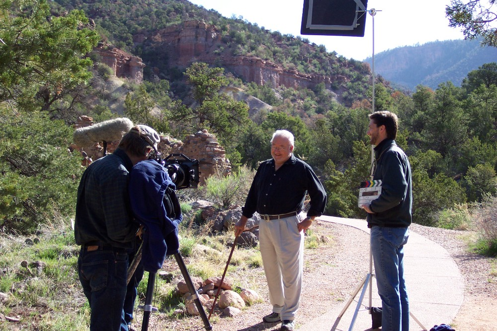 Momaday in Jemez Springs