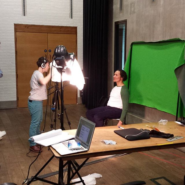 #allthatsmissingisyou #stickman #greenscreen #filming #cafemissing #makingof #rehearsal