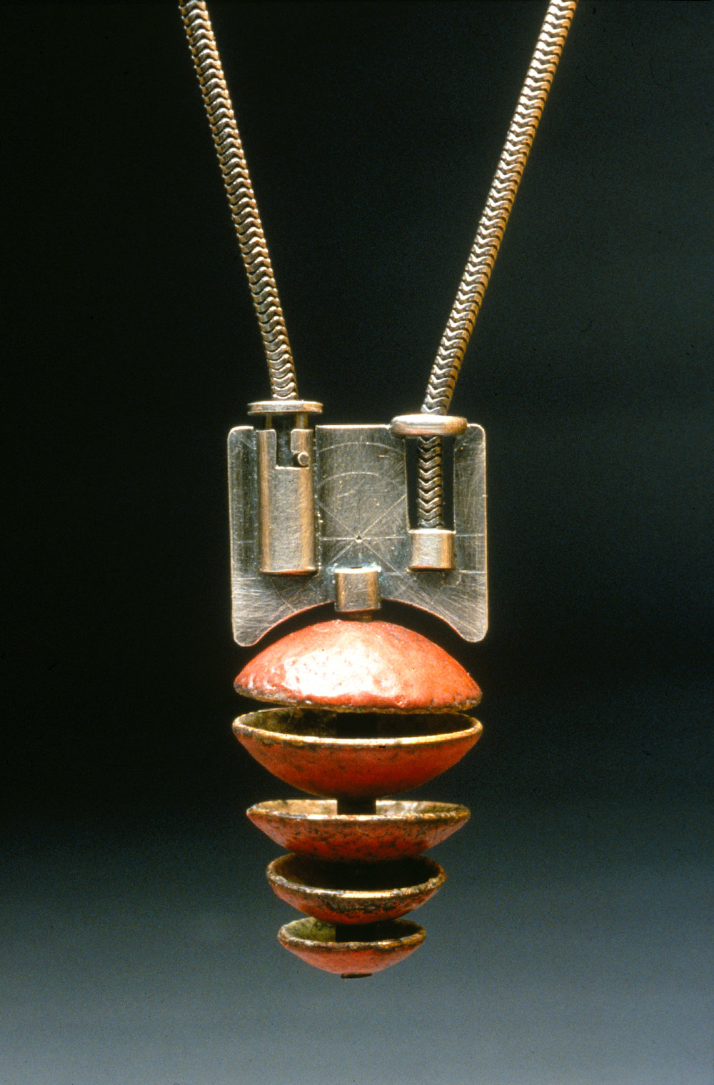 Receptor Necklace