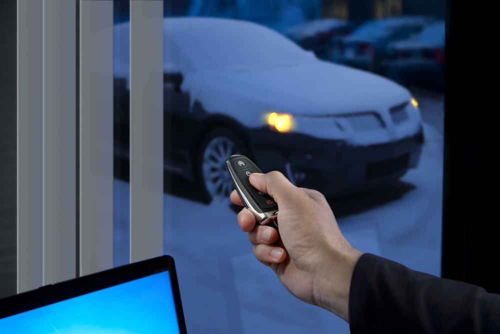 REMOTE START & SECURITY
