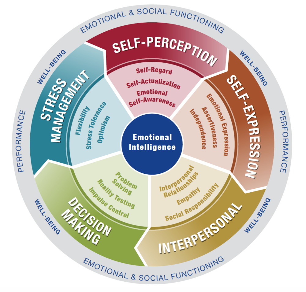 Emotional Intelligence Wheel