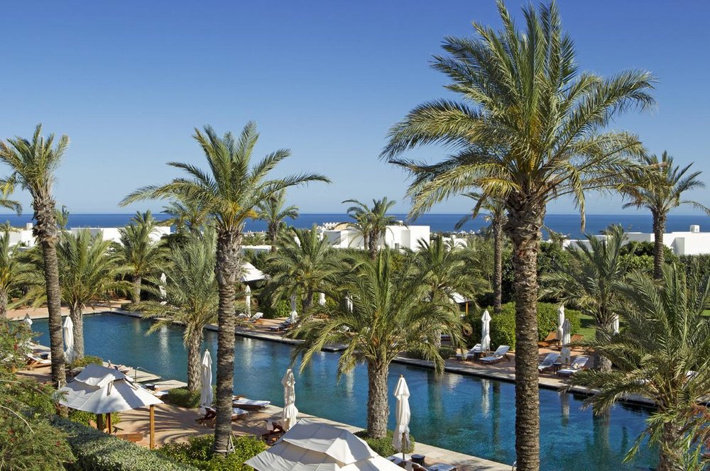 Finca cortesin resort and spa