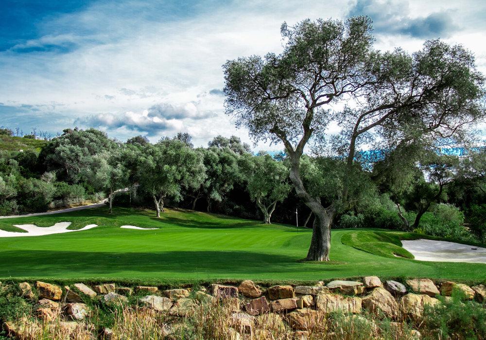Finca golf resort