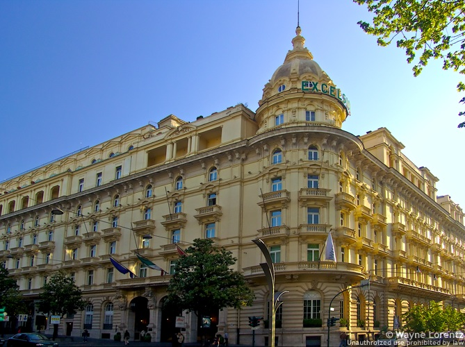 westin excelsior hotel