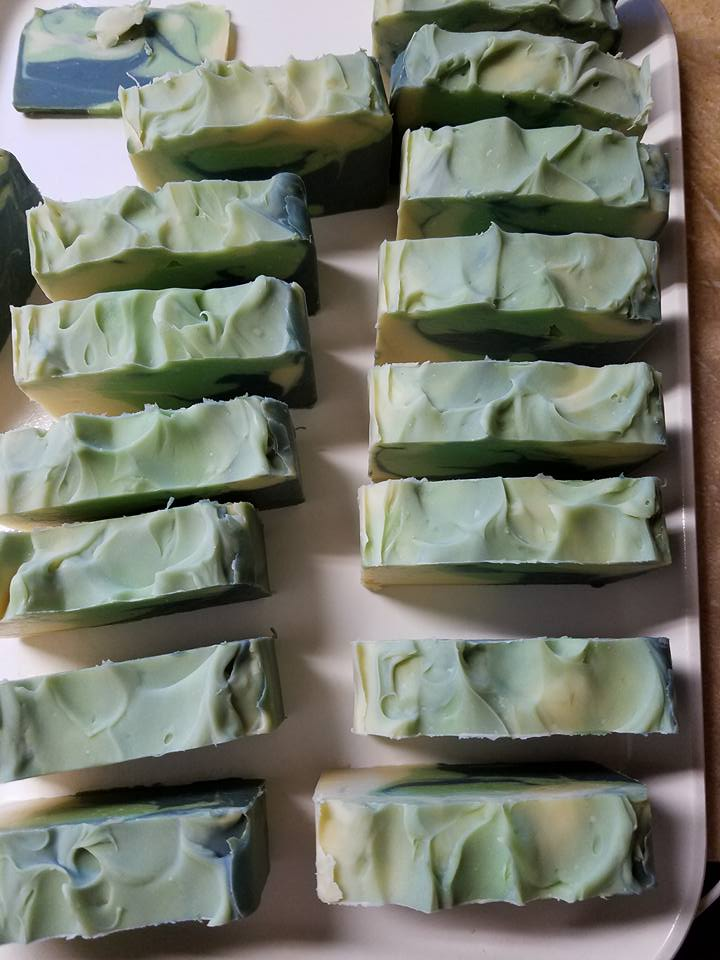 Blueberry Fields Artisan Soap