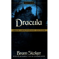 Book:   Dracula   Author:   Bram Stoker   Publication date:   1897   Approximate reading date:   July 15, 2011