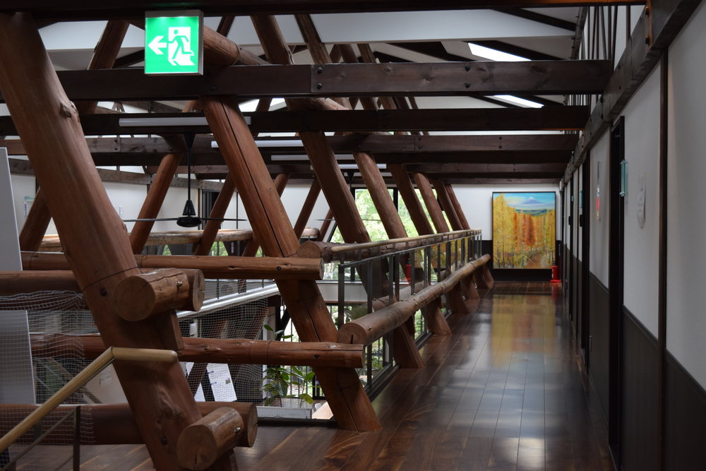 オフィス2階