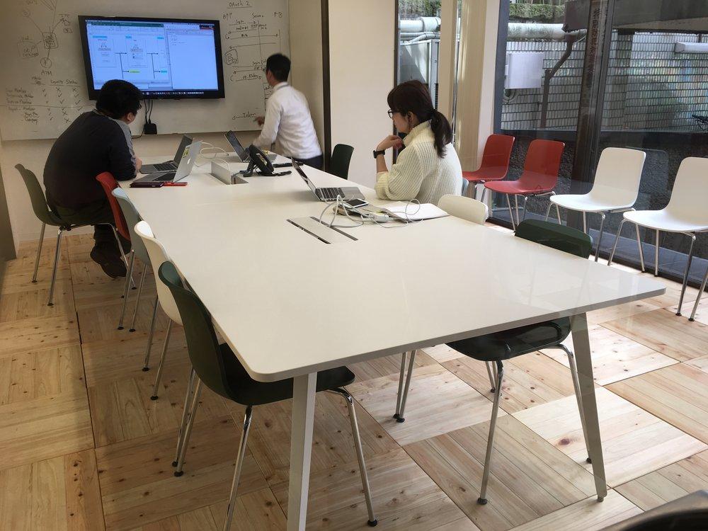 1F会議室