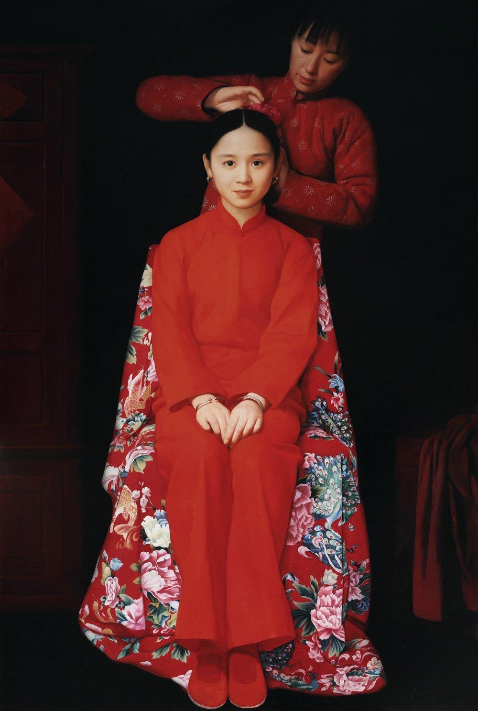 WANG YIDONG, 'Getting Married Girl'