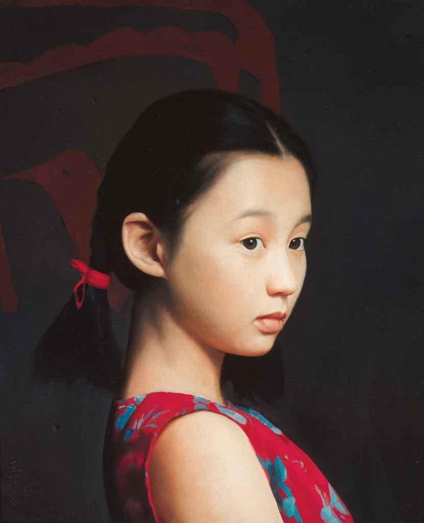 WANG YIDONG, 'Summer Time',   2002