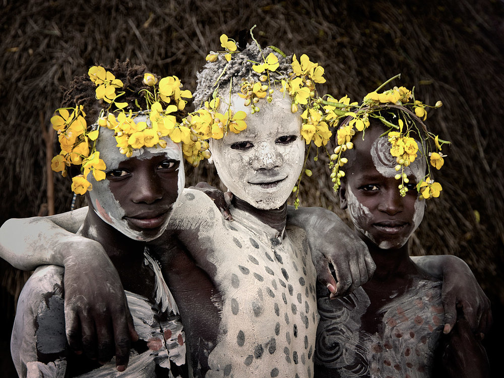 OMO VALLEY by © JIMMY NELSON