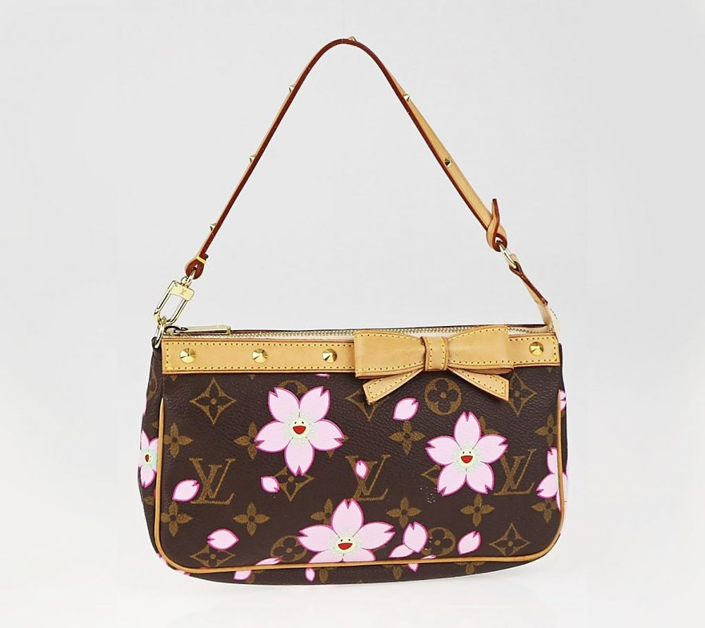 Louis Vuitton x Takashi Murakami Cherry Blossom Collection    ©Louis Vuitton
