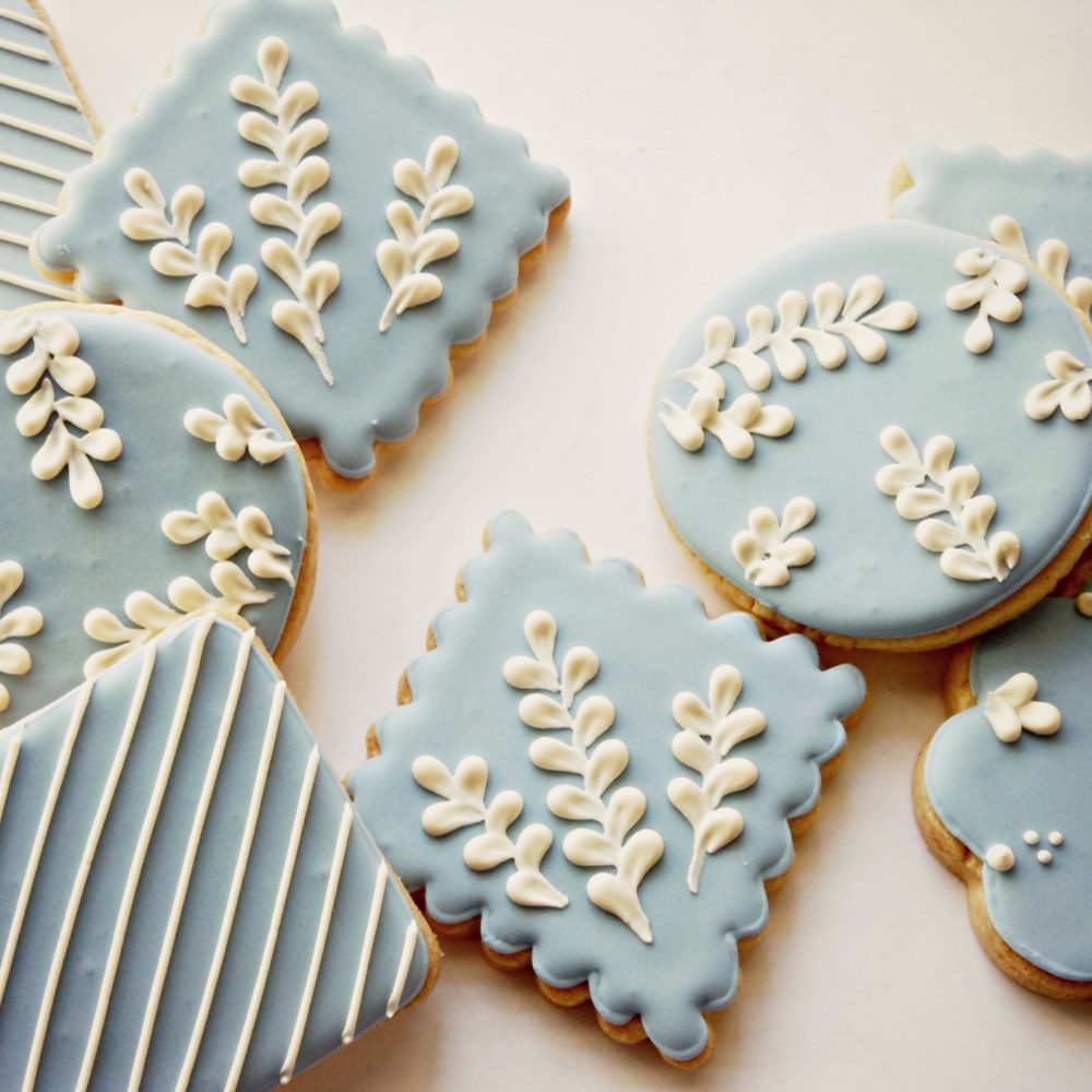 blue biscuits