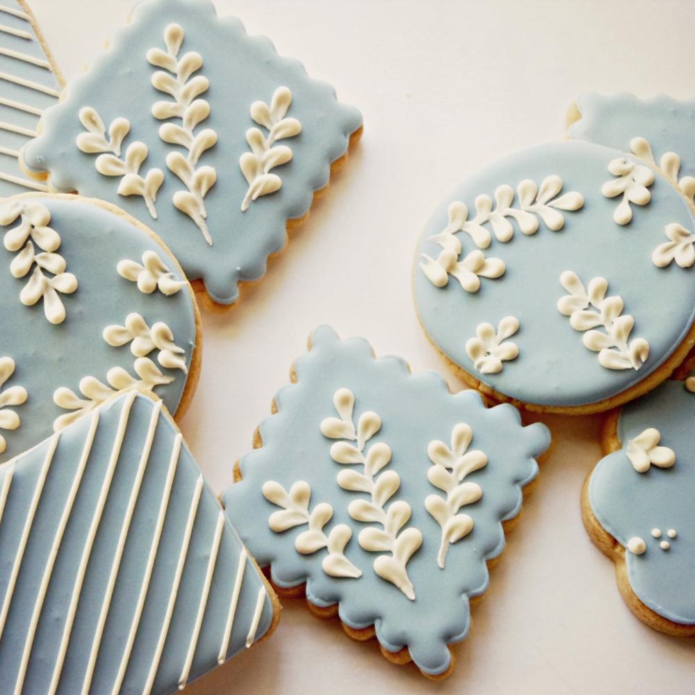 blue biscuits