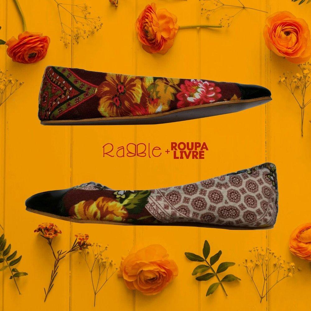 Parceria nova na área! Rabble Shoes + Roupa Livre