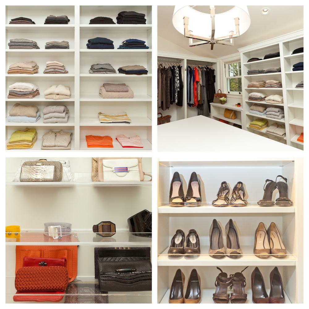 South Hampton Luxury closet