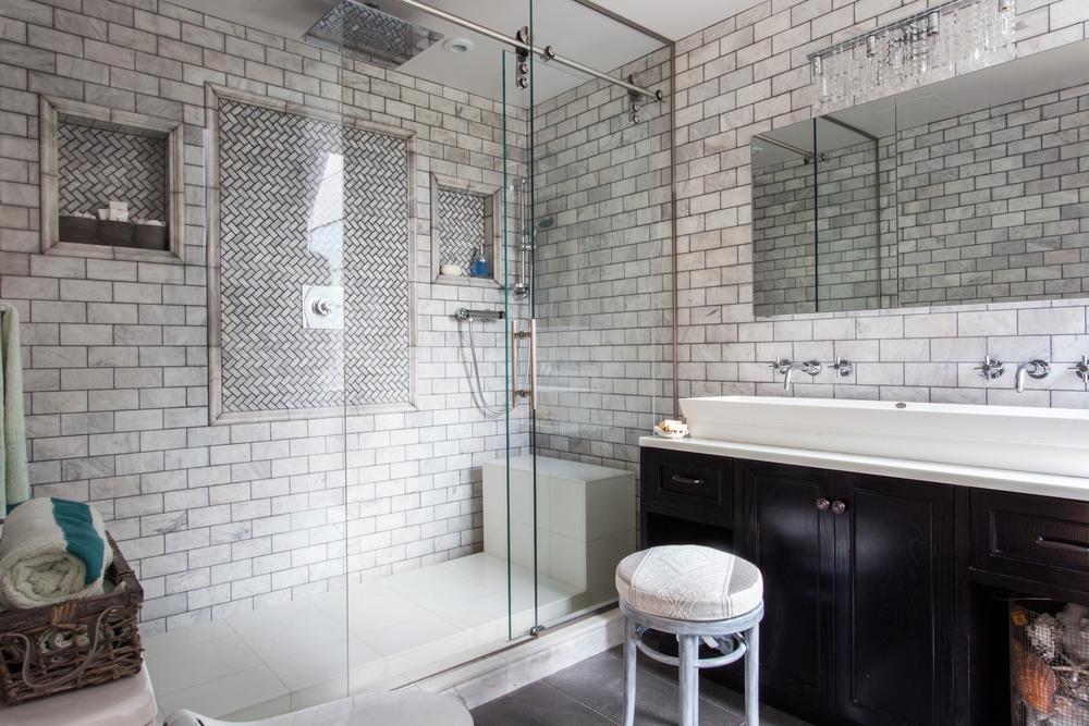 luxury overized shower wellbuilt company