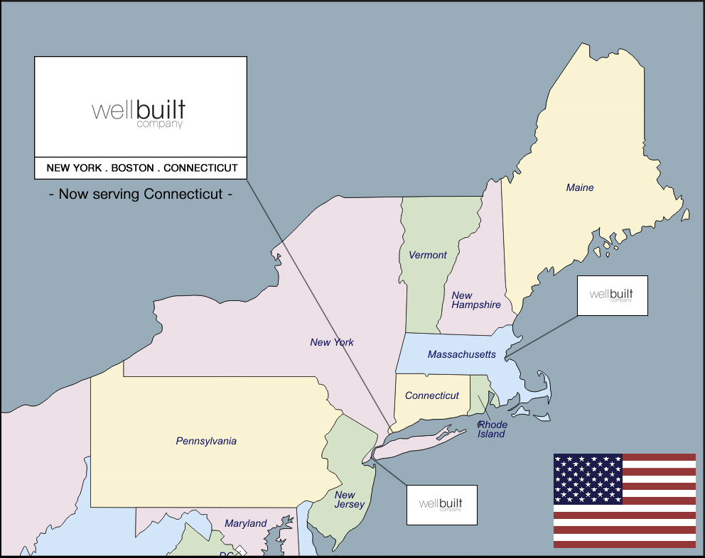 Wellbuilt locations Web