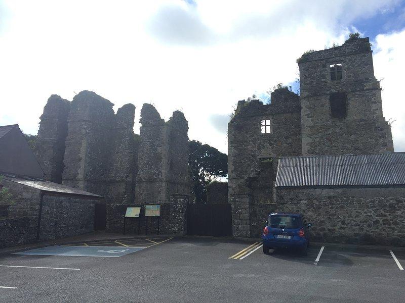Manorhamilton Castle