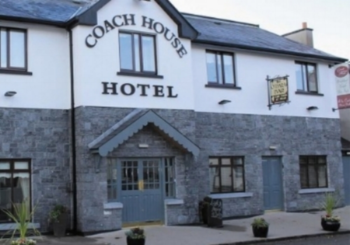 Coach House Hotel    Phone number:  071 9183111