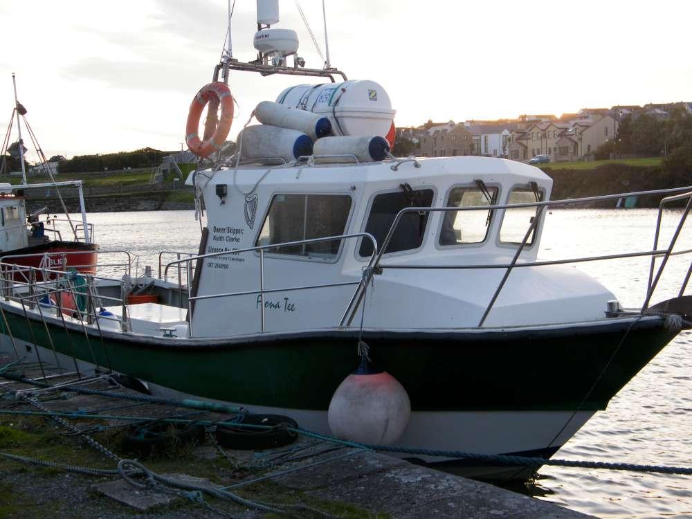 Keith Clarke Sea Trips