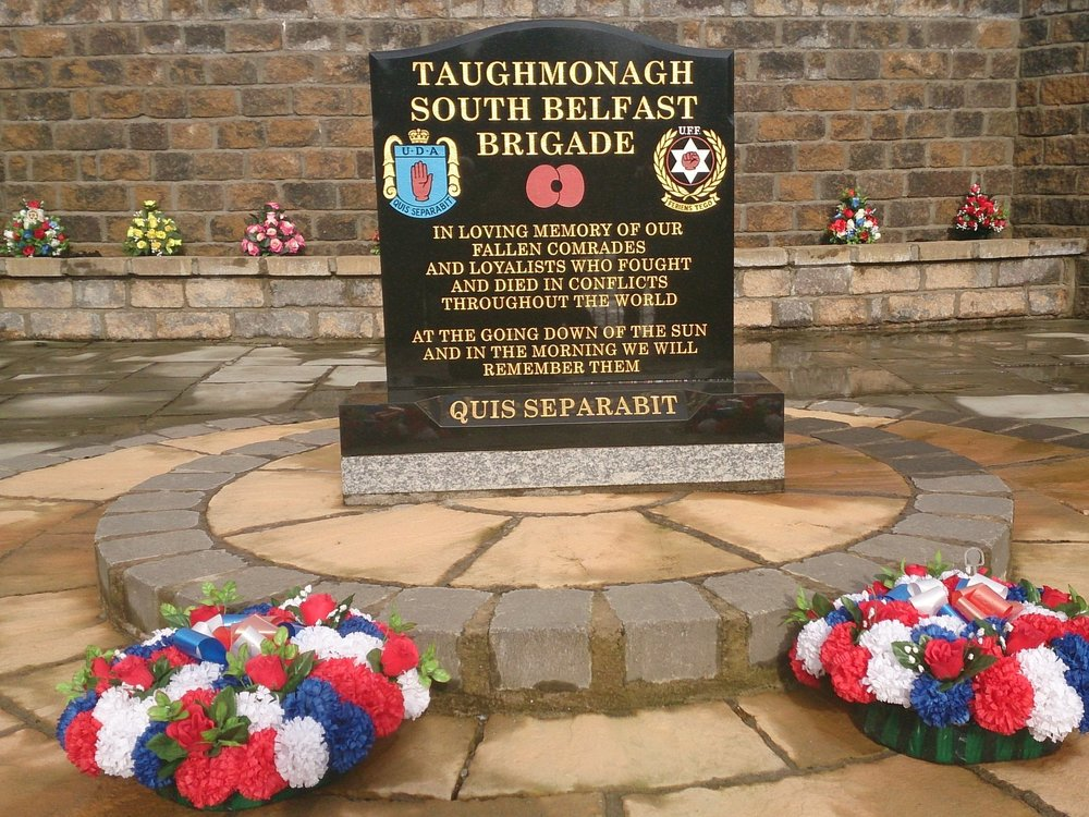 UDA UVF Memorial