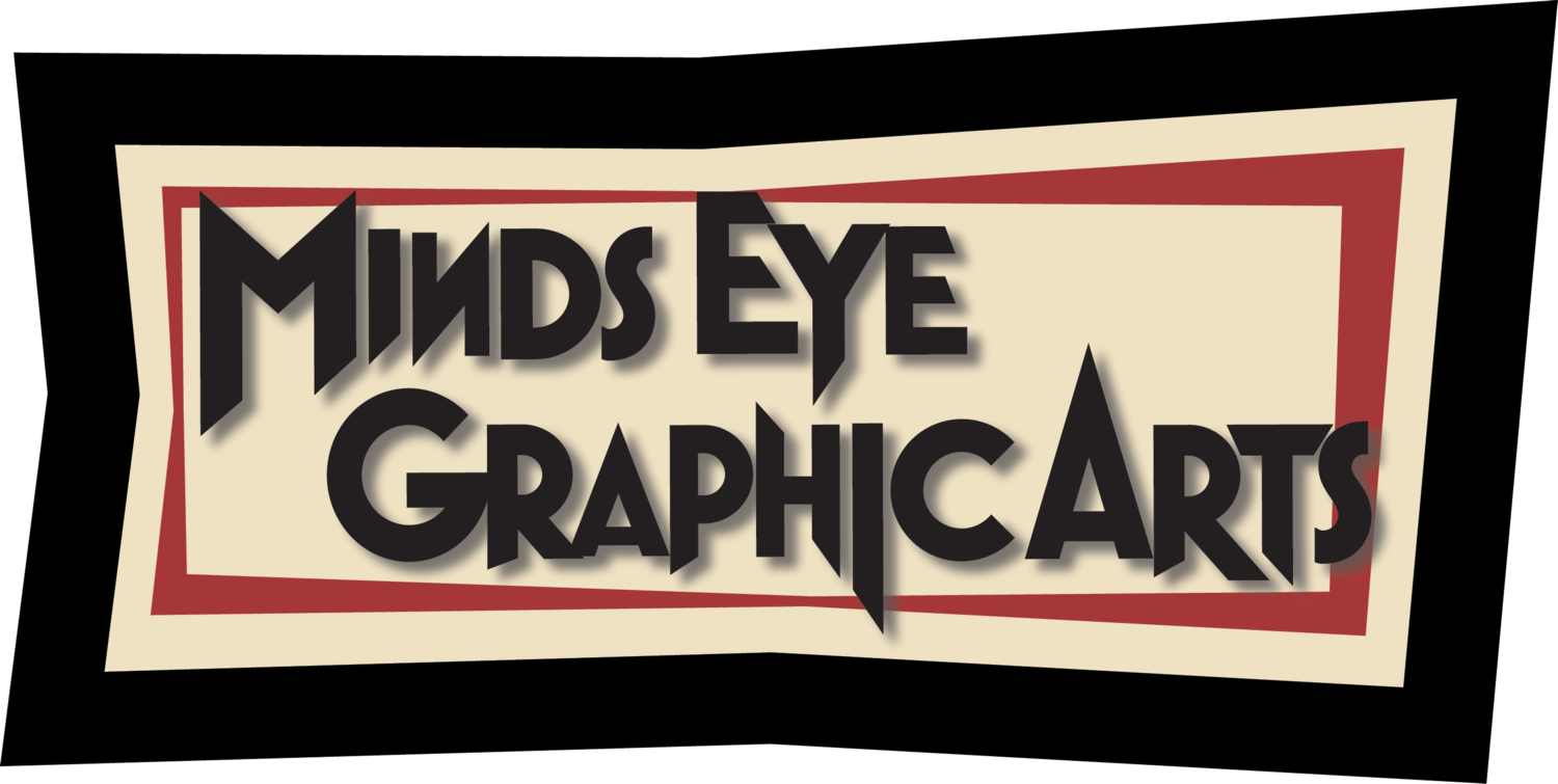 Mind's Eye Graphic Arts │ A Design Studio In Casper, WY
