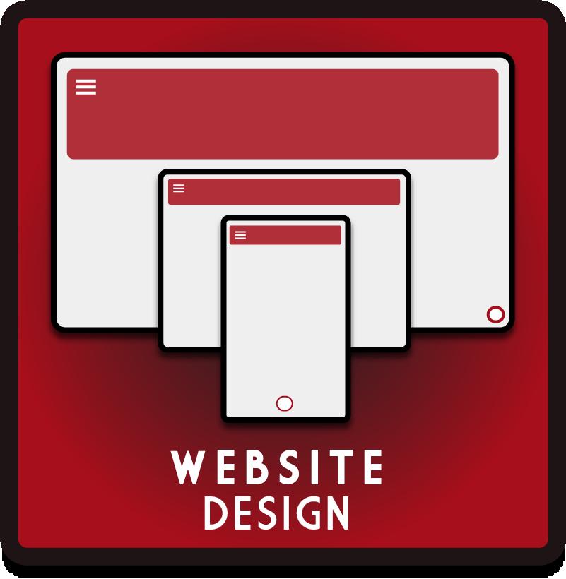 Mind's Eye Graphic Arts Website Design