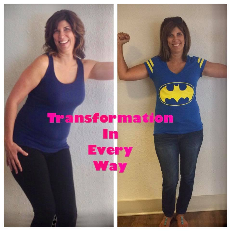"""One on one individual coaching client. """"I am much more self aware of the foods I eat, and how they make me feel, both physically and mentally. Meeting Julia Bresner was life changing. I was beyond discouraged with my appearance and overall health before Julia helped guide me through my"""