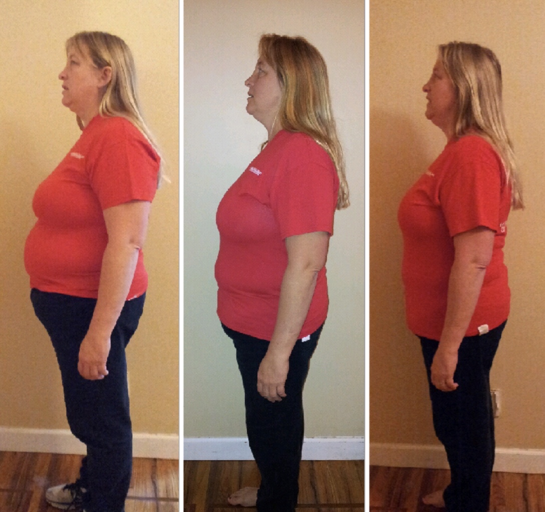 Meet Guyla! This is her 40 day transformation results after a jump start with one on one coaching & Purium Health Procucts nourishing her along the way!