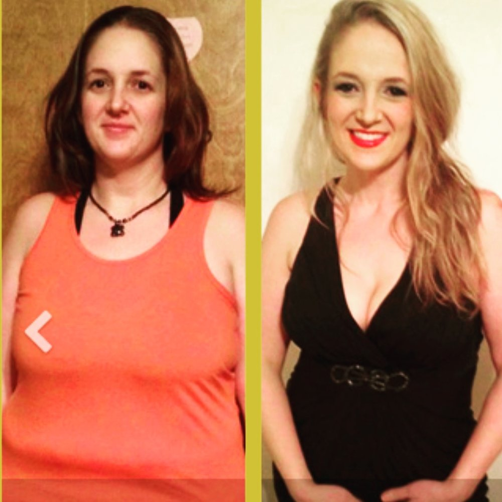 Meet Rachel! This is a year of hard work and commitment to her health and wellness. She is a one-on-one coaching client and used Purium products to nourish her along the way!
